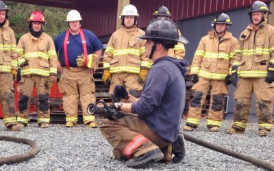 Changing The Way We Deliver Training in the Fire Service
